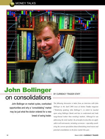 Bollinger bands disadvantages