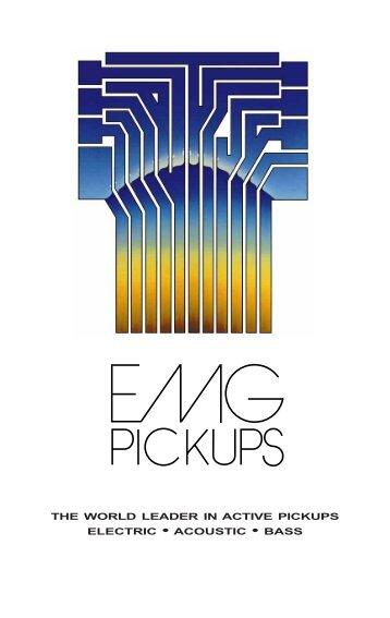 EMG Product Catalog, v1.0 - La Guitare Basse Leduc BD3 - Free