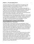 Physical Development in Infancy and Childhood - Sonic.net - Page 2