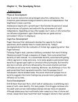Physical Development in Infancy and Childhood - Sonic.net - Page 3