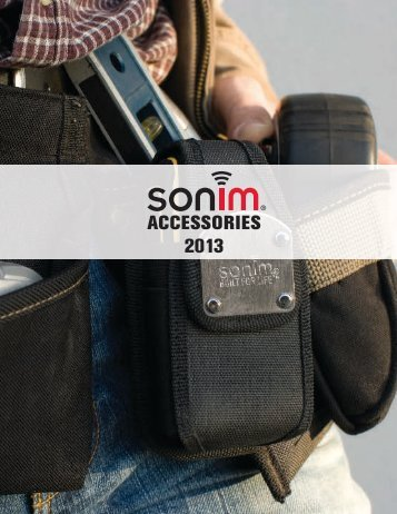 product features - Sonim Technologies