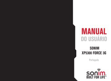 MANUAL - Sonim Technologies