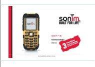 Uitgaande gesprekken - Sonim Technologies
