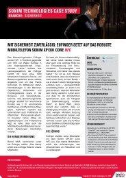 Eufinger case study - Sonim