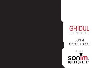 GHIDUL - Sonim Technologies