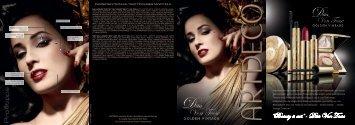 """""""Beauty is art. - Dita Von Teese """" - Sonjas Kosmetikstudio"""