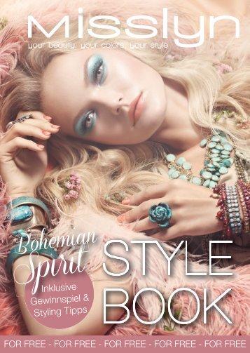 STYLE BOOK STYLE BOOK - Sonjas Kosmetikstudio