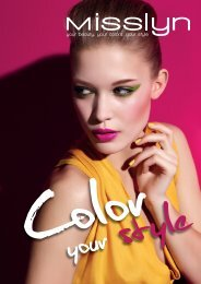 your beauty, your colors, your style - Sonjas Kosmetikstudio