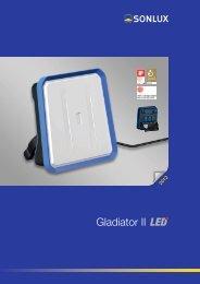 Gladiator II LED - sonlux