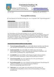 Wassergebührenordnung (74 KB) - .PDF - Sonnberg