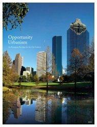 Opportunity Urbanism - American Dream Coalition