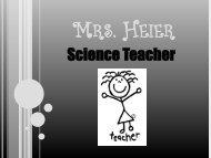 Mrs. Heier