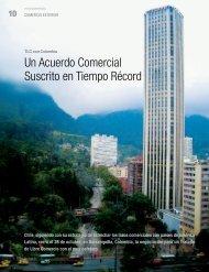 Un Acuerdo Comercial Suscrito en Tiempo Récord - Chile como ...