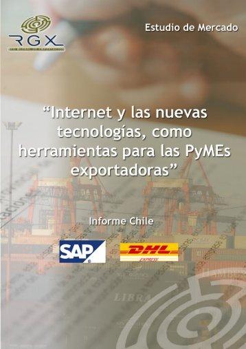 resultados del estudio - Chile como exportador de servicios