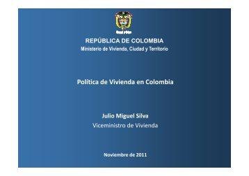 PRESENT MIN VIVIENDA (Nov 11) - Chile como exportador de ...