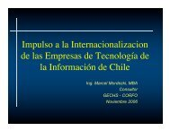 Presentación - Chilexporta Servicios