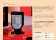 DJ Ceramico - Olimpia Splendid