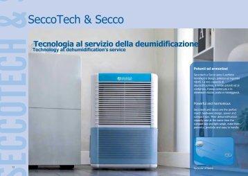 SeccoTech & Secco - Olimpia Splendid