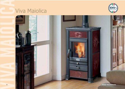 Viva Maiolica - Olimpia Splendid