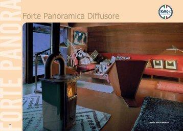 Forte Panoramica Diffusore - Olimpia Splendid