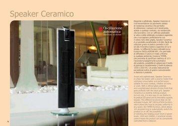 Speaker Ceramico - Olimpia Splendid