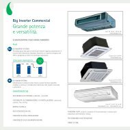 Big Inverter Commercial - Olimpia Splendid