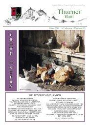 Ausgabe März 2013 - Gemeinde Thurn
