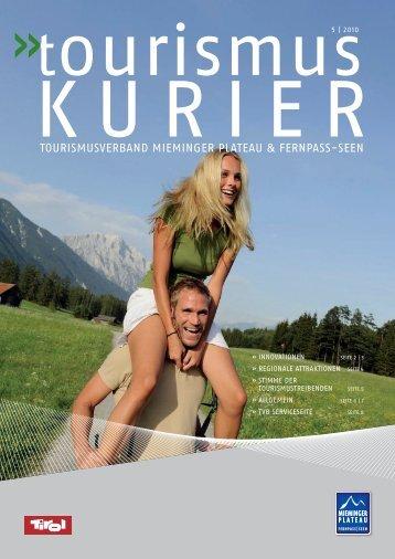 Download Ausgabe 5 / 2010 - Sonnenplateau Mieming & Tirol Mitte
