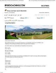 (GC3T8D3) Kreuz und Quer durch Oberhofen by sonnenplateau