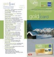 gold card - Mieminger Plateau
