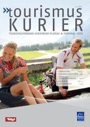 Download Ausgabe 6 / 2010 - Sonnenplateau Mieming & Tirol Mitte
