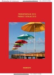 Weishäupl & Fast Katalog 2010.pdf - WEISHÄUPL Werkstätten ...