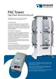 PACTower - Sonnett GmbH & Co. KG
