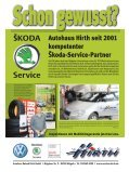Stadtmagazin Oschatz - beim SonntagsWochenBlatt - Seite 2
