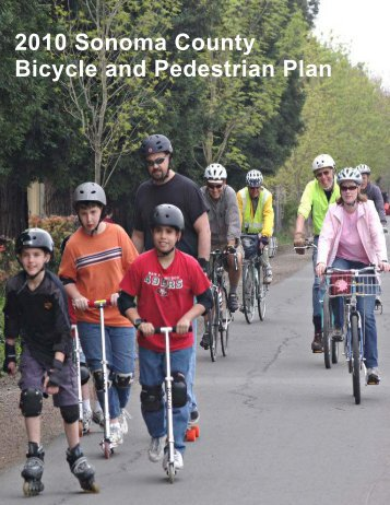 2010 Sonoma County Bicycle and Pedestrian Plan