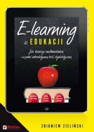 E-learning w edukacji. Jak stworzyć multimedialną i w pełni ... - Helion