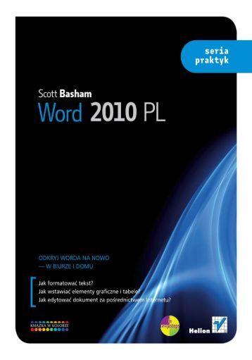 Word 2010 PL. Seria praktyk - Structum