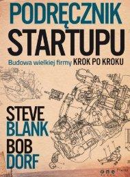 Podręcznik startupu. Budowa wielkiej firmy krok po kroku - Helion
