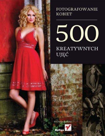 Fotografowanie kobiet. 500 kreatywnych ujęć