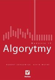Algorytmy. Wydanie IV - Helion