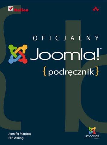 Joomla! Oficjalny podręcznik - Helion