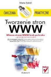 Tworzenie stron WWW. Ćwiczenia praktyczne. Wydanie III - Helion