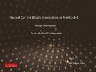 Neutral Current Elastic Interactions at MiniBooNE