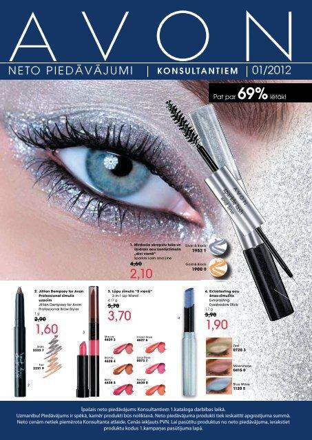 01/2012 NETO PIEDĀVĀJUMI - AVON