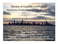 Review of Current and Future Neutrino Cross-Section Experiments
