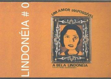 número de lançamento de nossa revista Lindonéia - Estratégias da ...