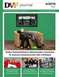 Download Ausgabe 04/2010 - Deutscher Verband für Fotografie