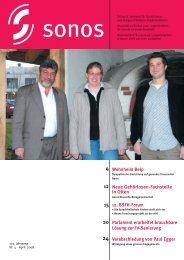 Wohnheim Belp Neue Gehörlosen-Fachstelle in Olten 12 - sonos ...