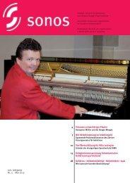 Mai 12 - sonos - Schweizerischer Verband für das Gehörlosenwesen