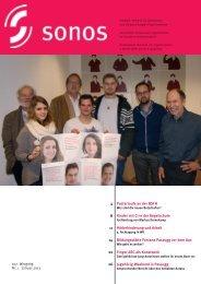 Januar 13 - sonos - Schweizerischer Verband für das ...